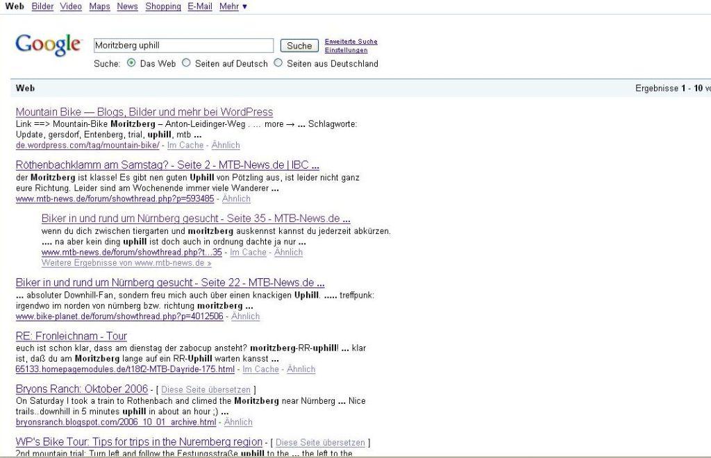 MTB-Google